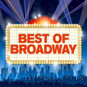 Broadway MIDI files backing tracks karaoke MIDIs