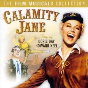 Calamity Jane - Musical MIDI files backing tracks