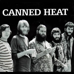 Canned Heat MIDI files backing tracks