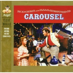 Carousel Movie Feat. Barbra Streisand MIDI files backing tracks
