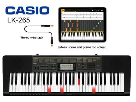 Casio LK265