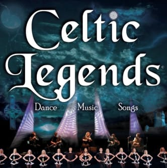 Celtic Legends MIDI files backing tracks