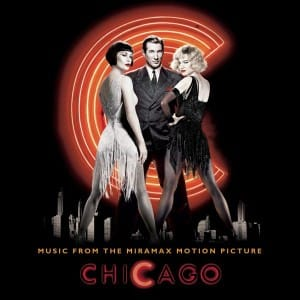 Chicago Film Cast MIDI files backing tracks