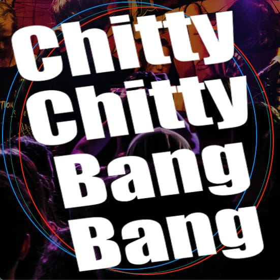 Chitty Chitty Bang Bang - Movie MIDI files backing tracks