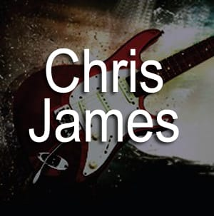 Chris James MIDI files backing tracks karaoke MIDIs