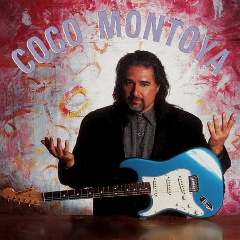Coco Montoya MIDI files backing tracks