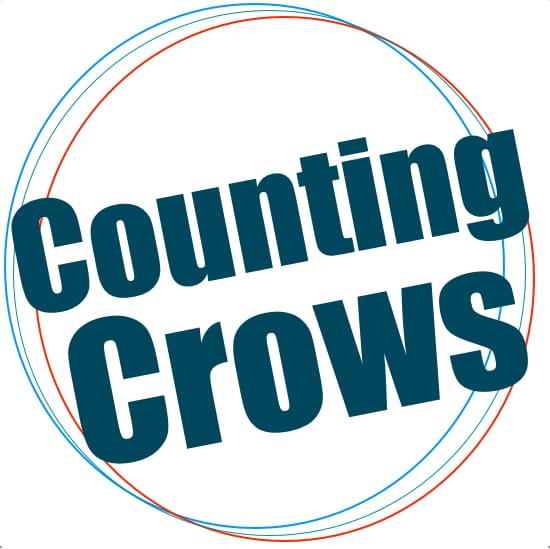 Counting Crows MIDI files backing tracks
