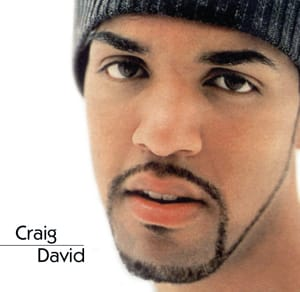 Craig David MIDI files backing tracks