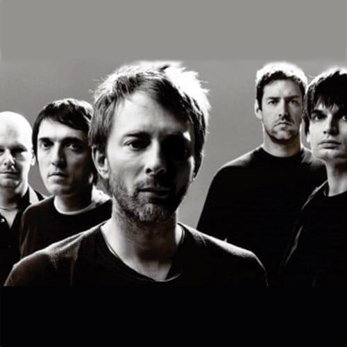 Radiohead MIDI files backing tracks karaoke MIDIs