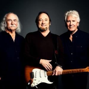Love The One You're With Crosby, Stills & Nash midi file backing track karaoke
