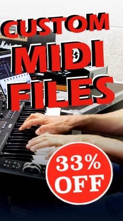 Get a Quote for Custom MIDI Files