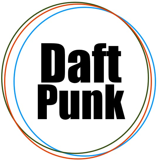 Daft Punk MIDI files backing tracks