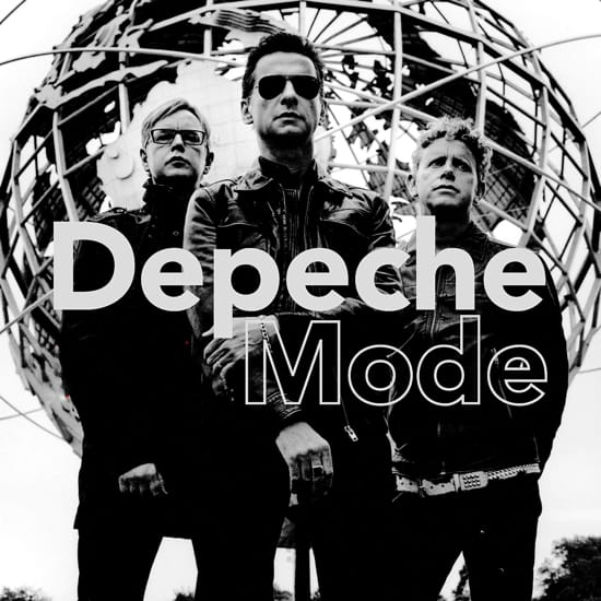 Depeche Mode MIDI files backing tracks