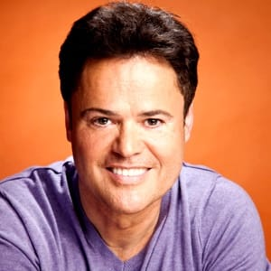 Donny Osmond MIDI files backing tracks