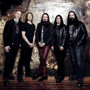 Dream Theater MIDI files backing tracks