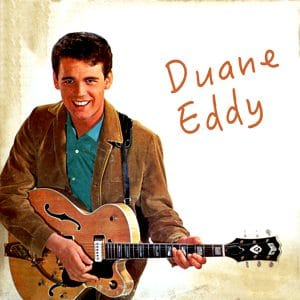 Dance With The) Guitar Man Duane Eddy MIDI File