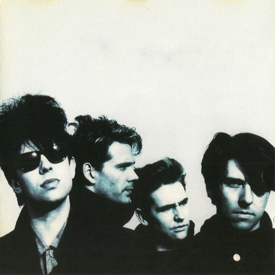 Echo & The Bunnymen MIDIfile Backing Tracks