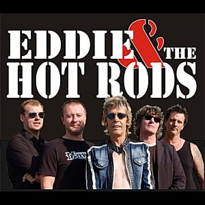 Eddie & The Hot Rods MIDIfile Backing Tracks