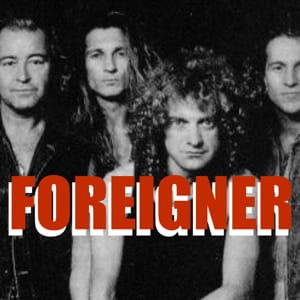 Foreigner MIDI files backing tracks