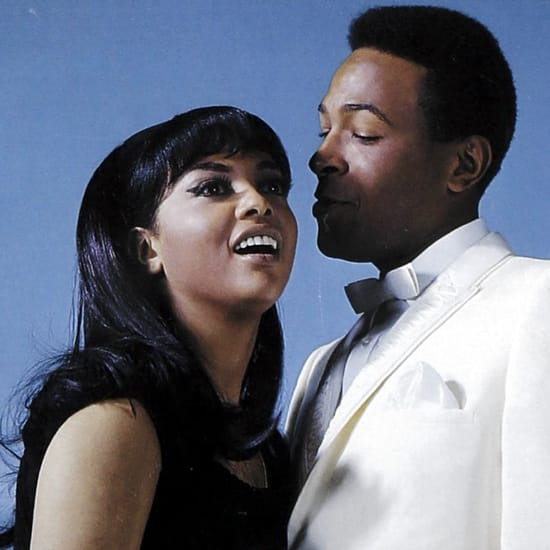Marvin Gaye & Tammi Terrell MIDI files backing tracks