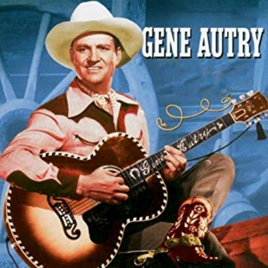 Gene Autry MIDI files backing tracks
