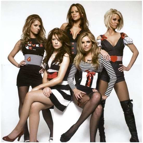 Girls Aloud MIDI files backing tracks karaoke MIDIs