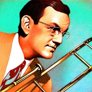 Glenn Miller Orchestra MIDI files backing tracks