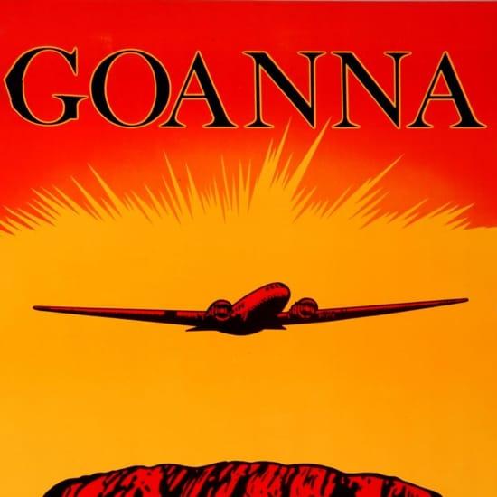 Goanna MIDI files backing tracks