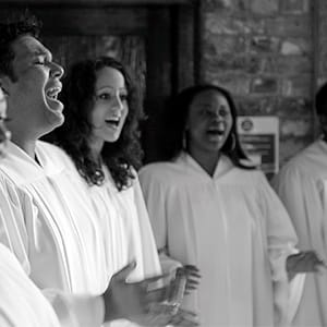 Gospel Community MIDI files backing tracks