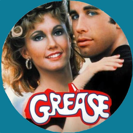 John Travolta & Olivia Newton-John (Grease Soundtrack) MIDI files backing tracks karaoke MIDIs
