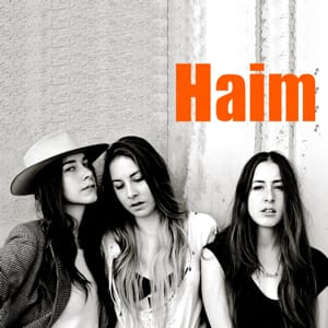Haim MIDI files backing tracks karaoke MIDIs