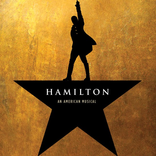 Hamilton The Musical MIDI files backing tracks