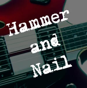 Hammer And Nail MIDI files backing tracks karaoke MIDIs