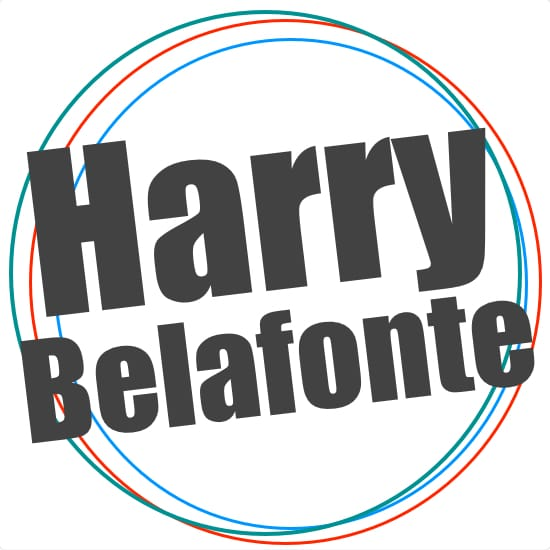 Harry Belafonte MIDI files backing tracks