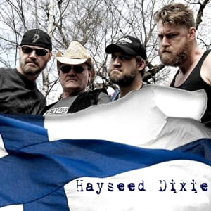 I Believe In A Thing Called Love Hayseed Dixie midi file backing track karaoke