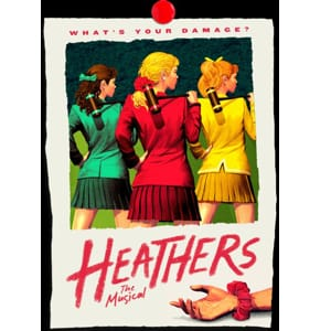 Heathers The Musical MIDI files backing tracks