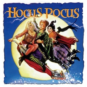 Hocus Pocus Soundtrack MIDI files backing tracks