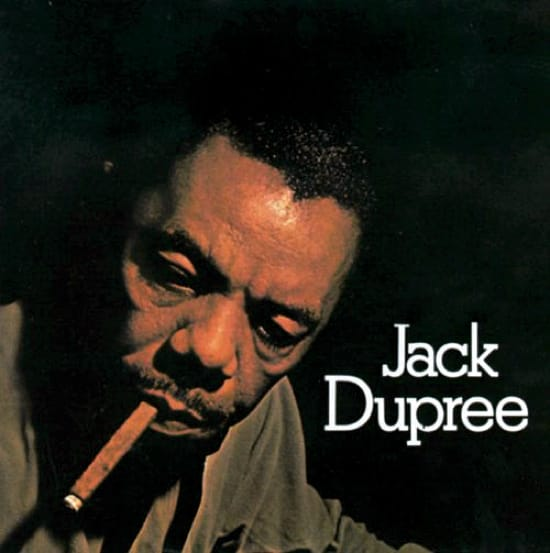 Jack Dupree MIDI files backing tracks