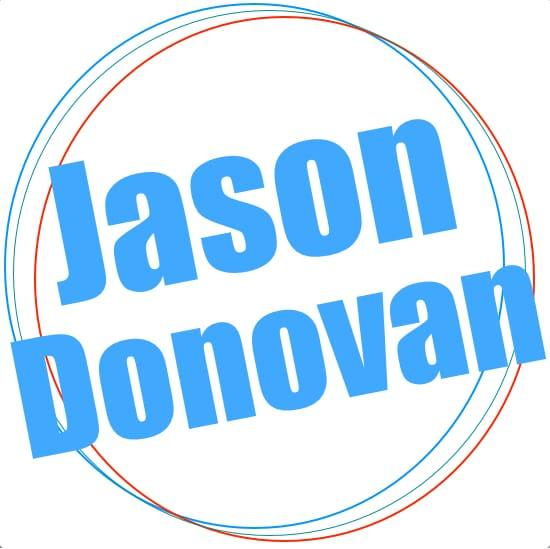Jason Donovan MIDI files backing tracks