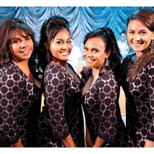 Jessica Mauboy And The Sapphires MIDI files backing tracks