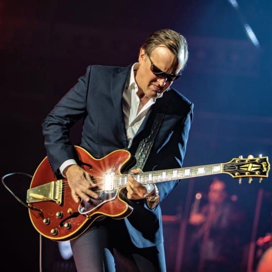 Joe Bonamassa MIDI files backing tracks
