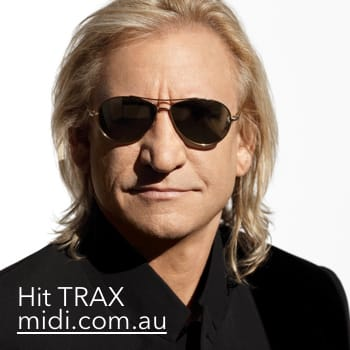 Joe Walsh MIDI files backing tracks karaoke MIDIs