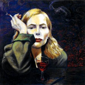 Joni Mitchell MIDI files backing tracks karaoke MIDIs