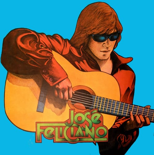 Jose Feliciano MIDI files backing tracks