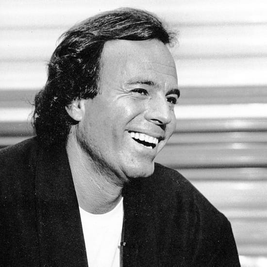 Julio Iglesias MIDI files backing tracks