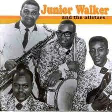 Junior Walker And The Allstars MIDI files backing tracks