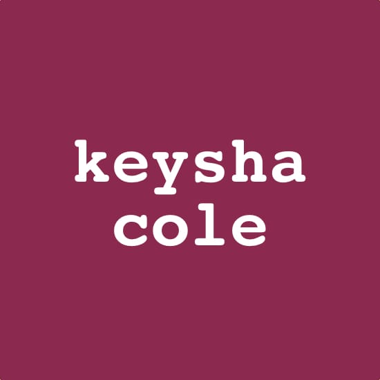 Keysha Cole MIDI files backing tracks