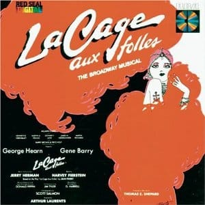 La Cage Aux Folles - Musical MIDI files backing tracks karaoke MIDIs