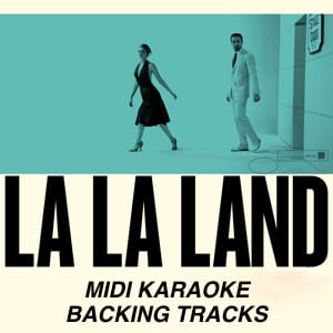La La Land Soundtrack MIDI files backing tracks