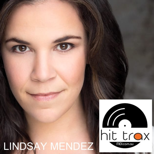 Lindsay Mendez MIDI files backing tracks karaoke MIDIs